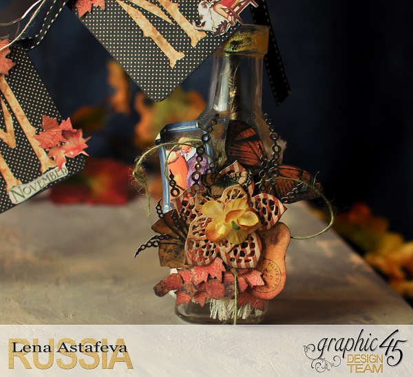 Autumn banner-BotanicaBella and Children's hour-Tutorial by Lena Astafeva-products by Graphic 45-Photo-11