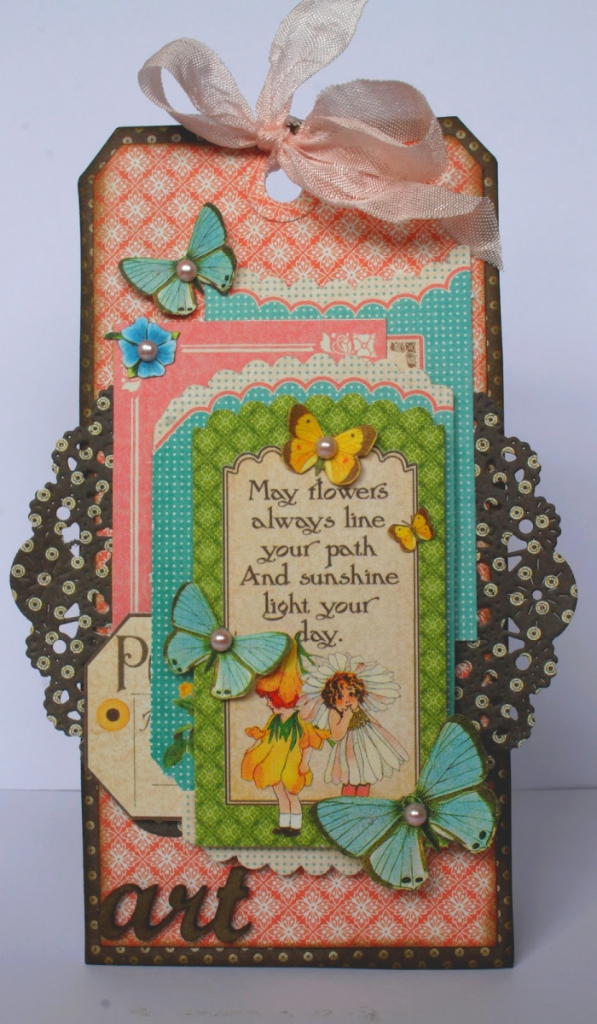 Children's Hour May tag by Romy Veul #graphic45