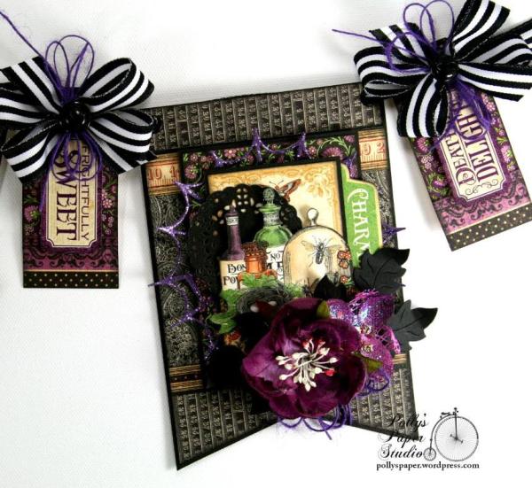 Delightfully_Sweet_Halloween_Banner_G45_Polly's_Paper_Studio_Ginny_Nemchak_Rare_Oddities_06