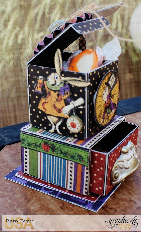-Graphic 45 Halloween in Wonderland - Pam Bray - Photo 1_1591