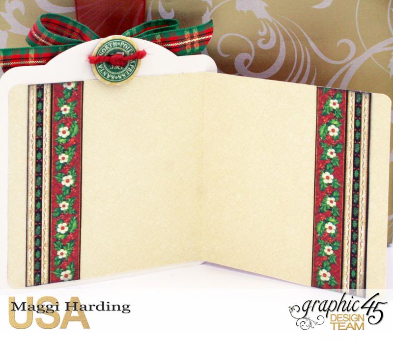 Christmas cards, St Nicholas, Tutorial Maggi Harding, Graphic 45  (04)
