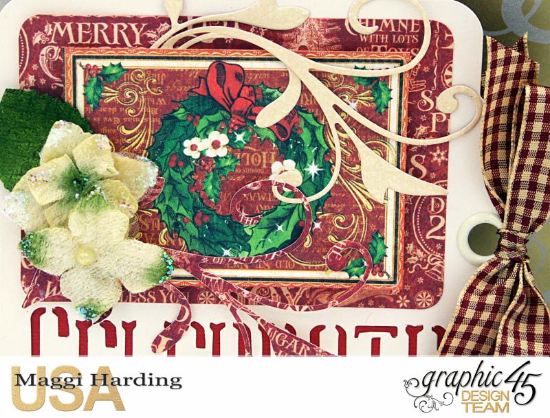 Christmas cards, St Nicholas, Tutorial Maggi Harding, Graphic 45  (11)