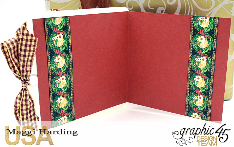 Christmas cards, St Nicholas, Tutorial Maggi Harding, Graphic 45  (13)