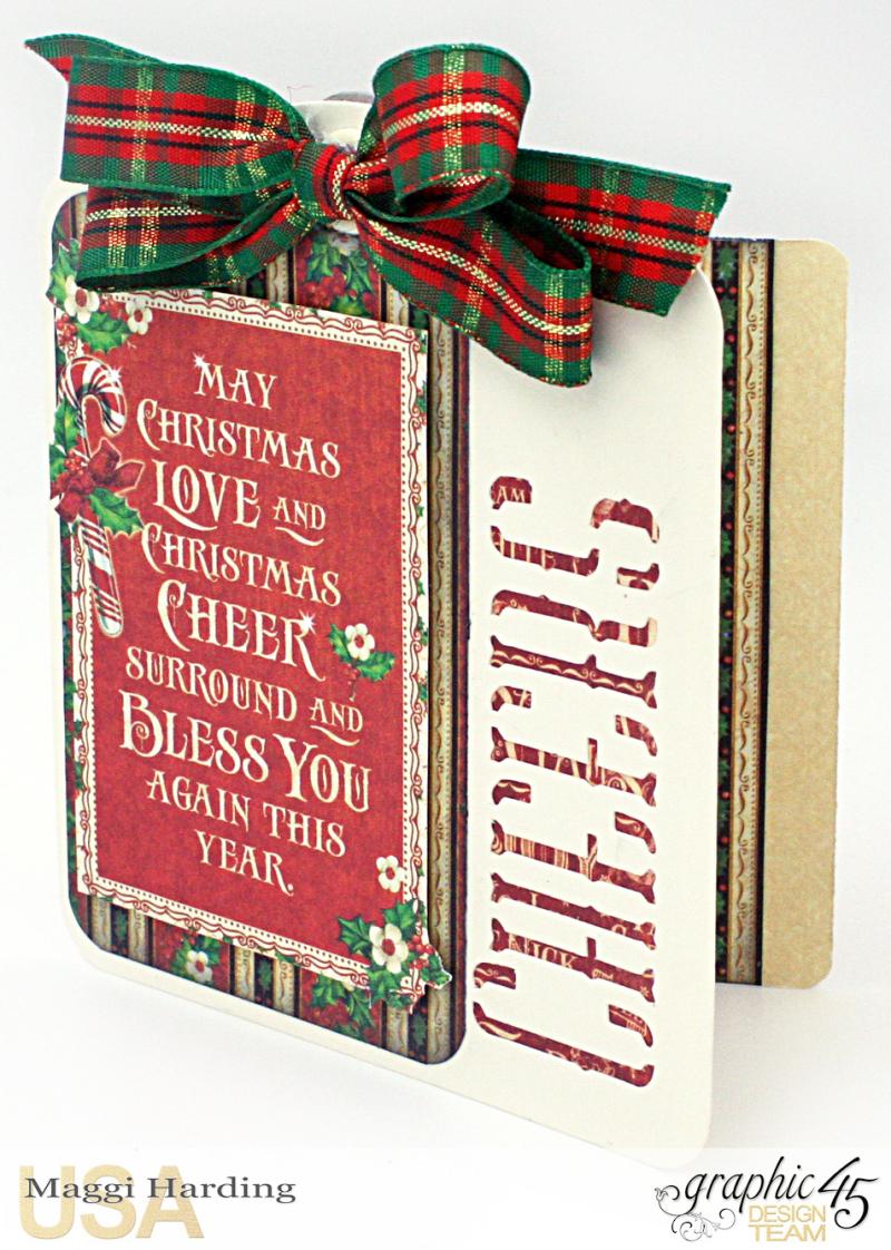 Christmas cards, St Nicholas, Tutorial Maggi Harding, Graphic 45  (05)