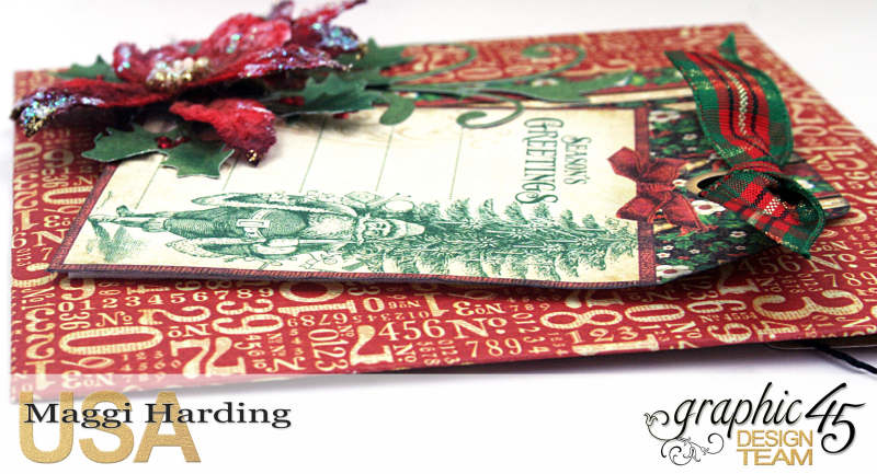 Christmas cards, St Nicholas, Tutorial Maggi Harding, Graphic 45  (03)
