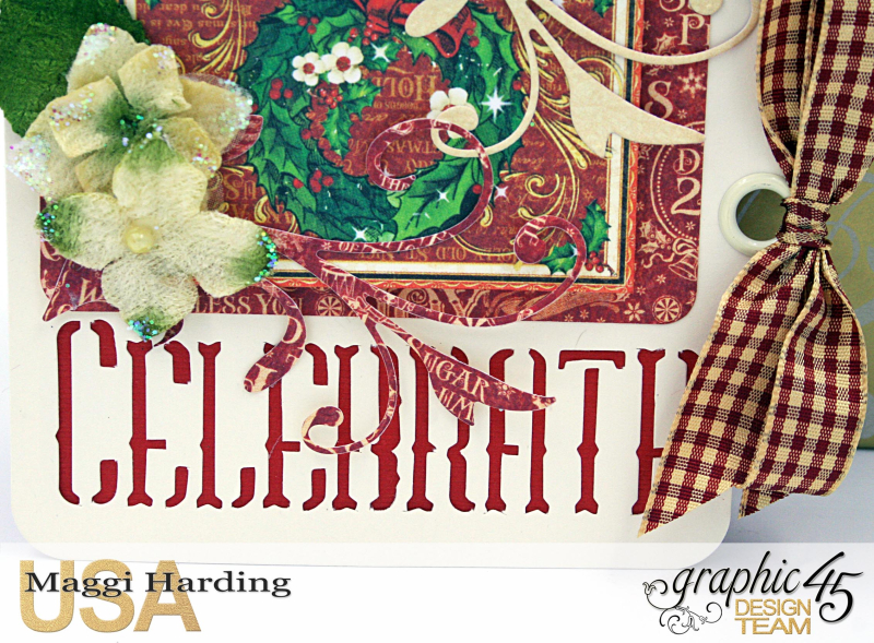 Christmas cards, St Nicholas, Tutorial Maggi Harding, Graphic 45  (12)