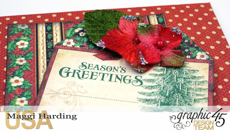Christmas cards, St Nicholas, Tutorial Maggi Harding, Graphic 45  (10)