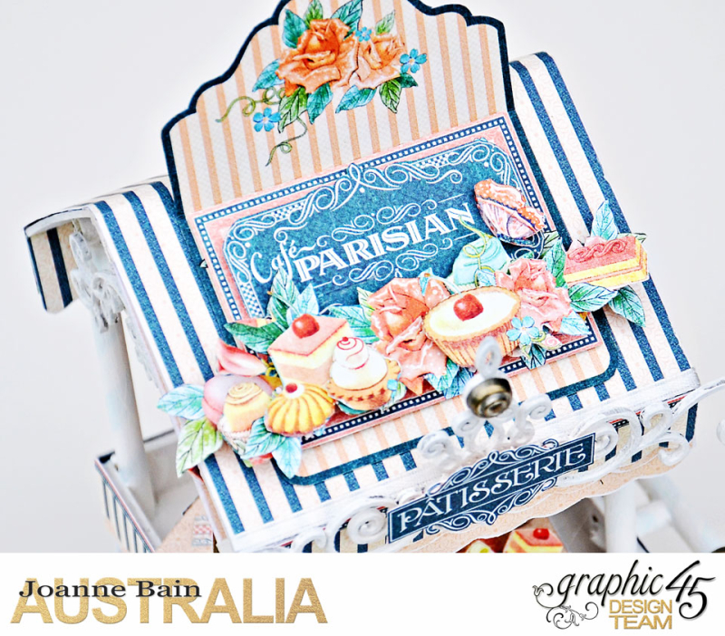 Cafe-Cart,-Cafe-Parisian,-Tutorial-By-Joanne-Bain,-Product-by-Graphic-45,-Photo-6