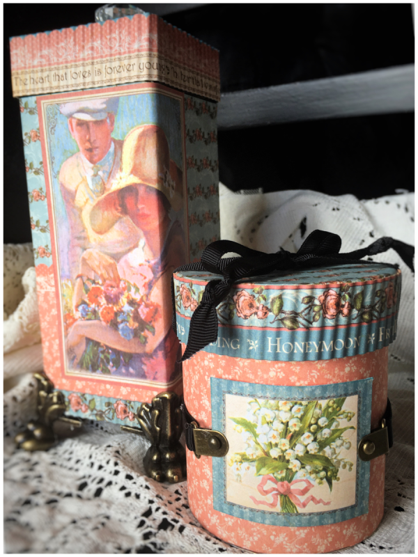 June ideas from Diane Schultz's workshop using Place in Time