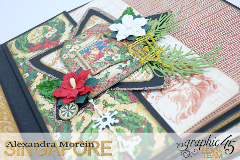 St.Nicholas Candy Stand,Project by Alexandra Morein, Product by Graphic 45, Photo 20