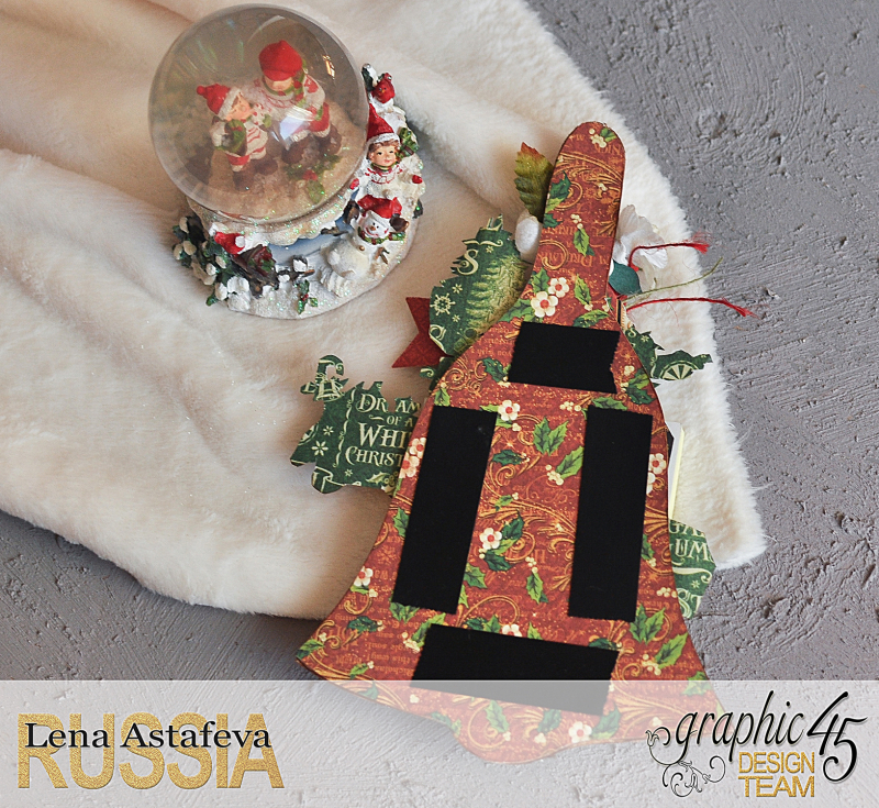 Altered- St.Nicholas- turorial by Lena Astafeva-products Graphic 45 -38