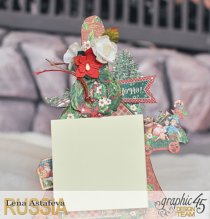 Altered- St.Nicholas- turorial by Lena Astafeva-products Graphic 45 -27