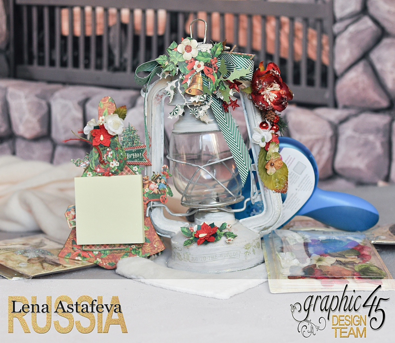Altered- St.Nicholas- turorial by Lena Astafeva-products Graphic 45 -4