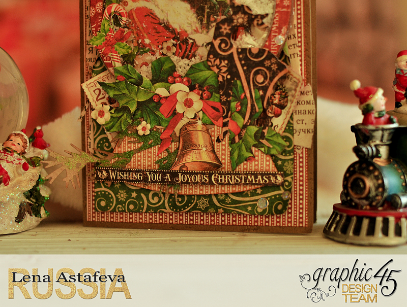 Card- St.Nicholas- turorial by Lena Astafeva-products Graphic 45 -14