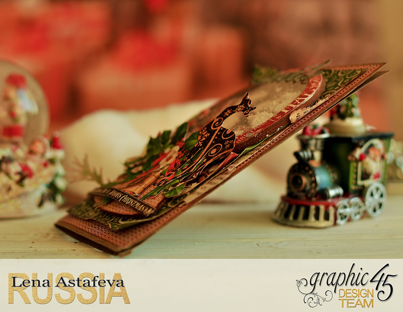 Card- St.Nicholas- turorial by Lena Astafeva-products Graphic 45 -20