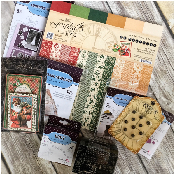Instagram Scrapbook Adhesives blog hop prize