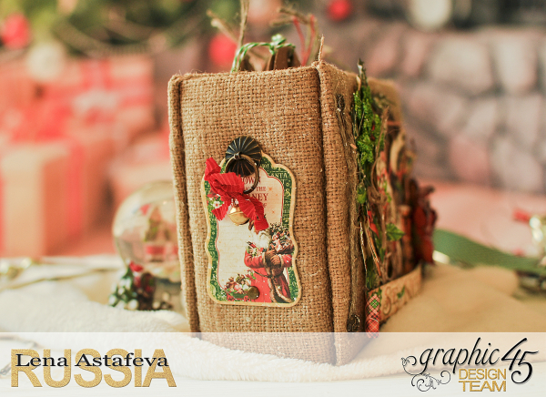 December Daily- St.Nicholas-by Len Astafeva-products Graphic 45 -5
