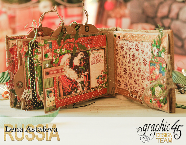 December Daily- St.Nicholas-by Len Astafeva-products Graphic 45 -98