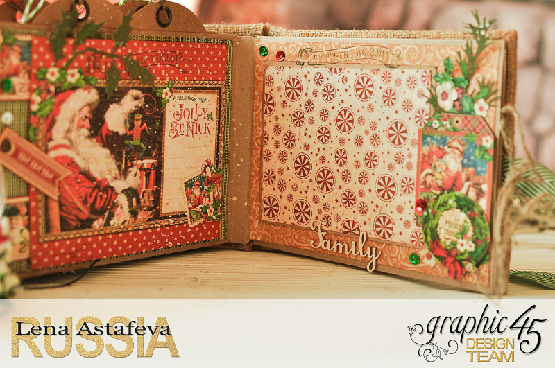 December Daily- St.Nicholas-by Len Astafeva-products Graphic 45 -102