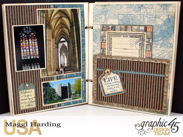 Mini Euro, CityScapes, Maggi Harding, Graphic 45 (11)