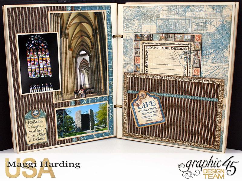Mini Euro, CityScapes, Maggi Harding, Graphic 45 (13)