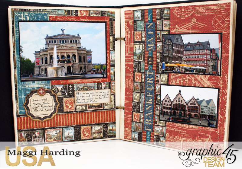 Mini Euro, CityScapes, Maggi Harding, Graphic 45 (09)