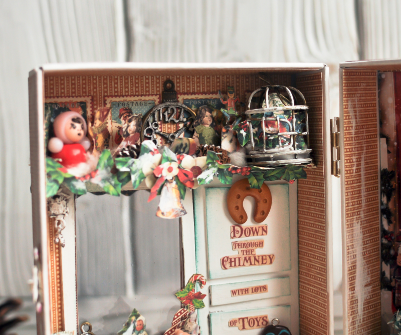Toys Shop-ST.Nicholas- Lena Astafeva-products by Graphic 45-36