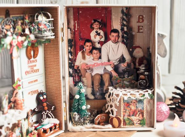 Toys Shop-ST.Nicholas- Lena Astafeva-products by Graphic 45-50