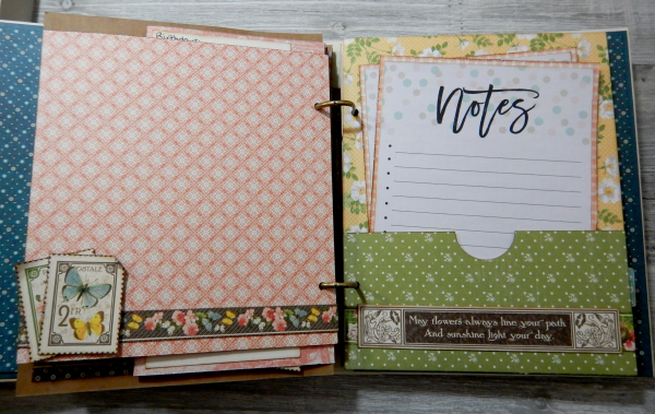 2017 Scrapbook Planner, Children's Hour, By Katelyn Grosart, Product By Graphic 45, Photo 41