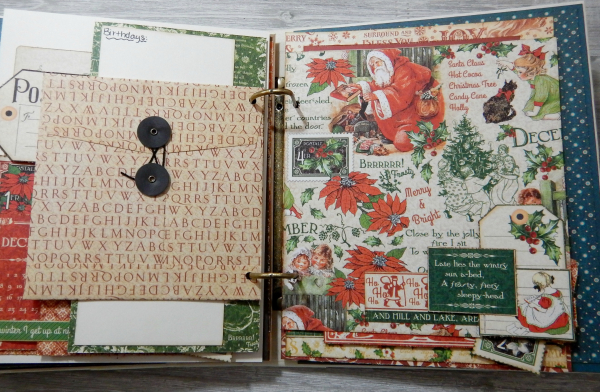 2017 Scrapbook Planner, Children's Hour, By Katelyn Grosart, Product By Graphic 45, Photo 90