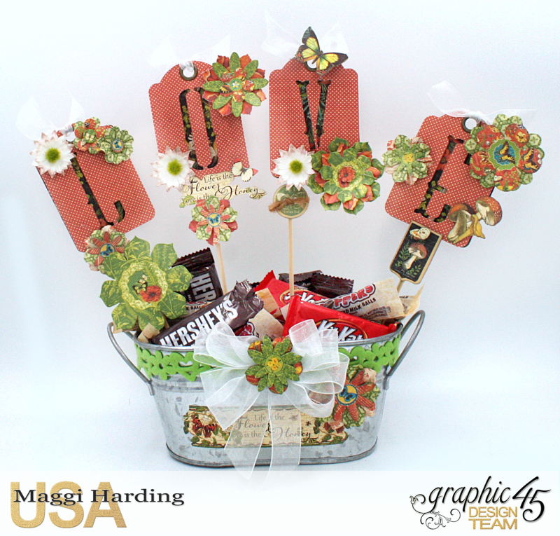 Love Candy Bucket, Nature Sketchbook, Maggi Harding, Graphic 45 (1)