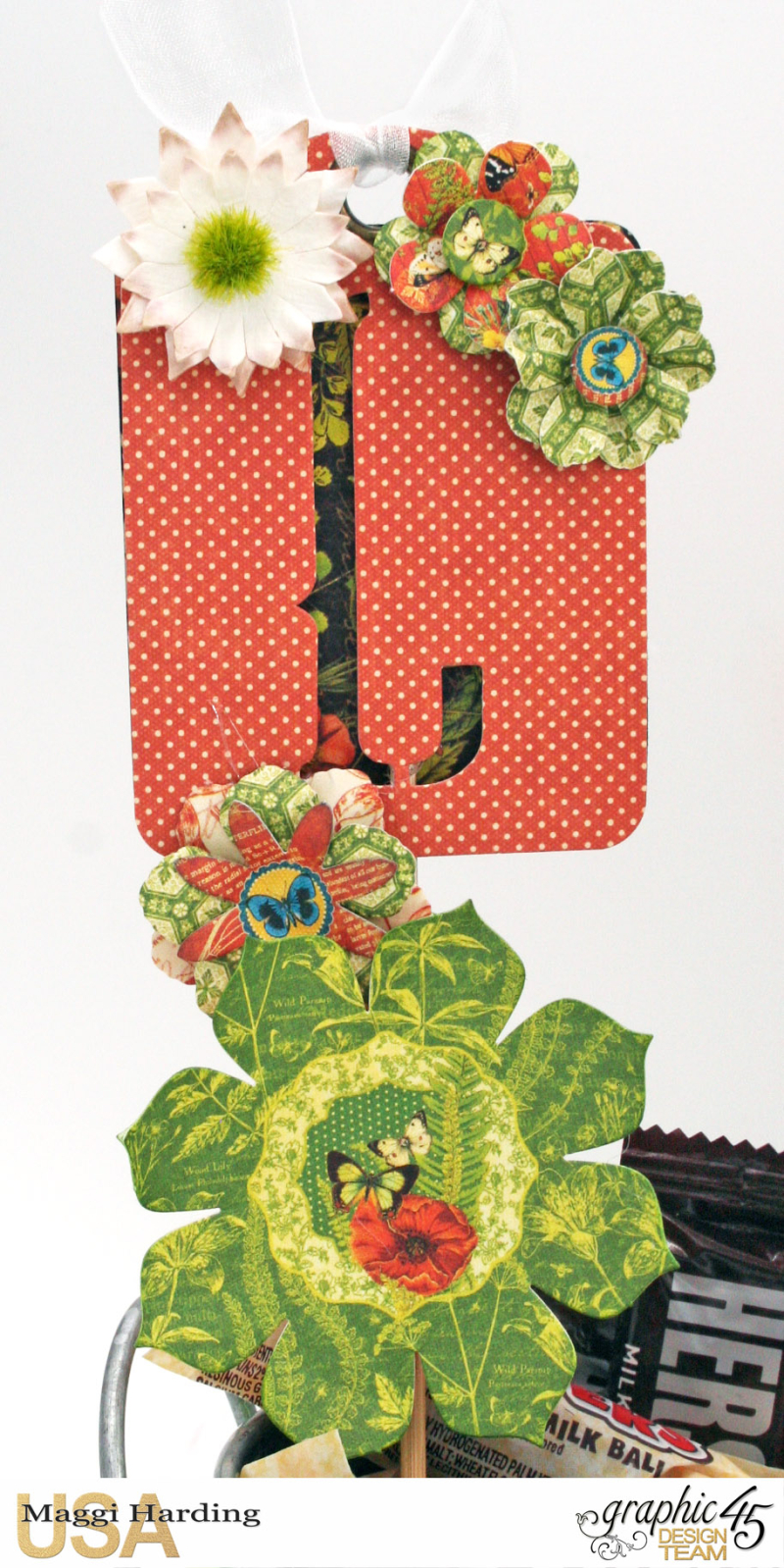 Love Candy Bucket, Nature Sketchbook, Maggi Harding, Graphic 45 (4)