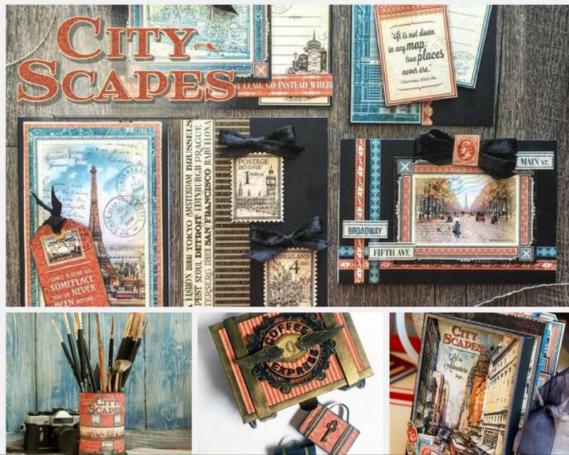 Cityscapes Pinterest Board