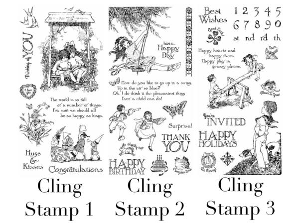 Children's Hour Stamps