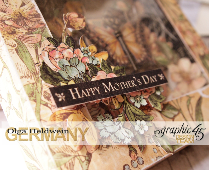 Mothers day shadowbox card different collections (3)