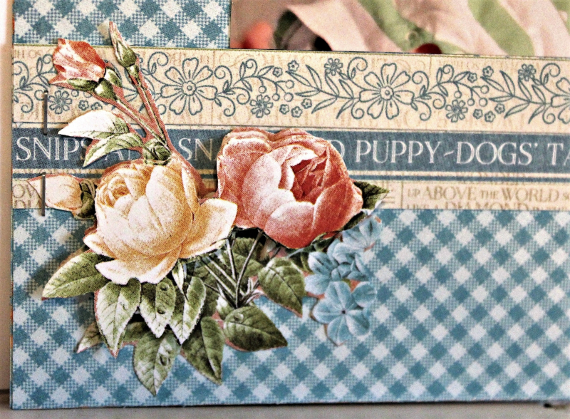 Graphic 45 Precious Moments Layout with Tutorial by Pam Bray - Photo 8_5174