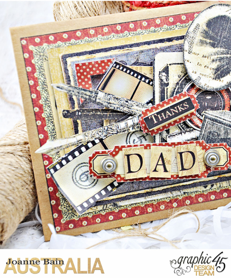 Fathers-Day-Card -Communique -Tutorial-By-Joanne-Bain -Product-by-Graphic-45 -Photo-3