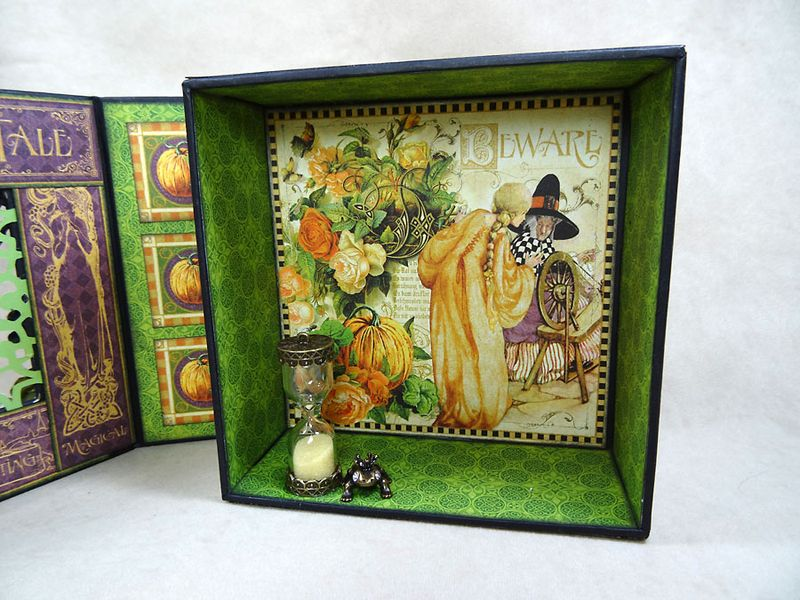 An-Eerie-Tale-Halloween-Mixed-Media-Box-_-Mini-Album-Graphic-45-Annette-Green-6-of-7