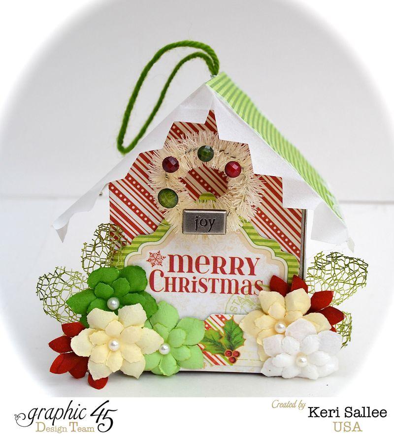 G45_Dec 14_Christmas_House ORnament