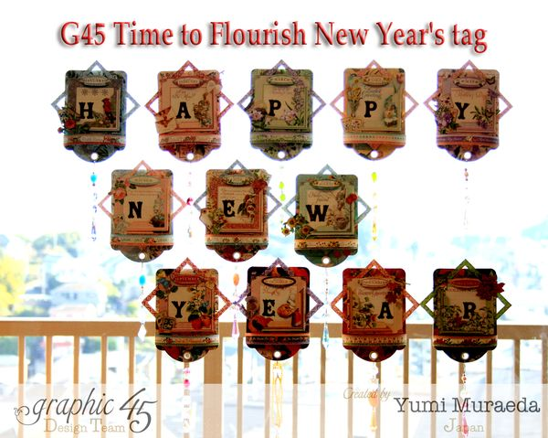 yuyu3-Time to flourish New Year's tag1