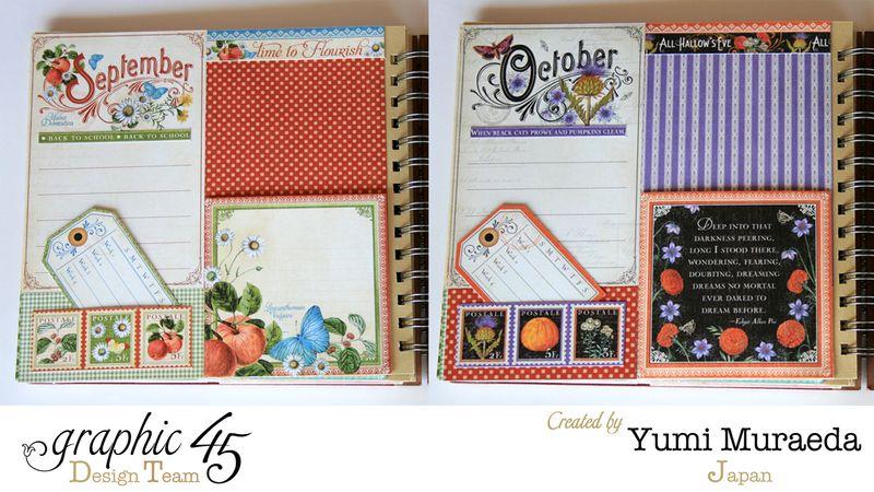 Yuyu3-Time to Flourish New Year's book8