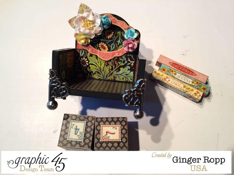 Grahic 45 Time to Flourish Block Calendar 2