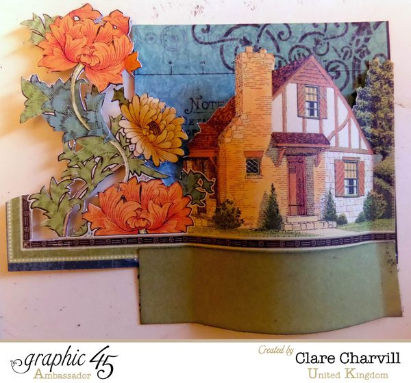 Artisan Style Frame 4 Clare Charvill Graphic 45