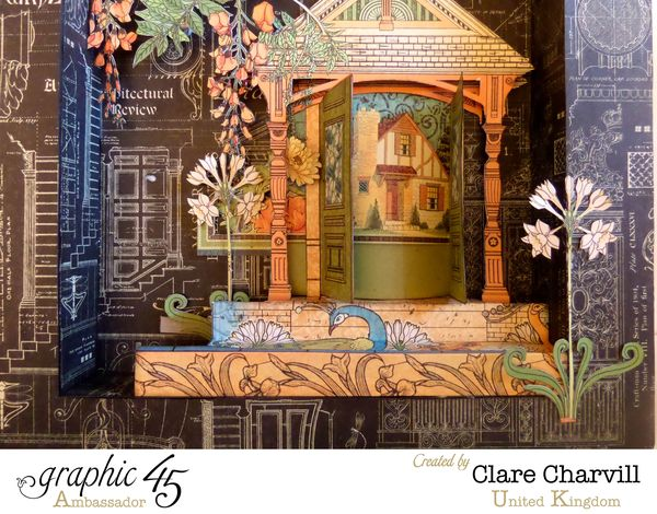 Artisan Style Frame 10 Clare Charvill Graphic 45