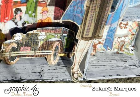 Times Nouveau Configuration Box by Solange Marques- Graphic45