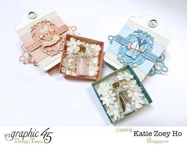 KatieZoeyHo_Graphic45_PreciousMemories_ATCTagBoxes_1