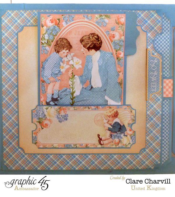 Precious Memories Album 4 Clare Charvill Graphic 45