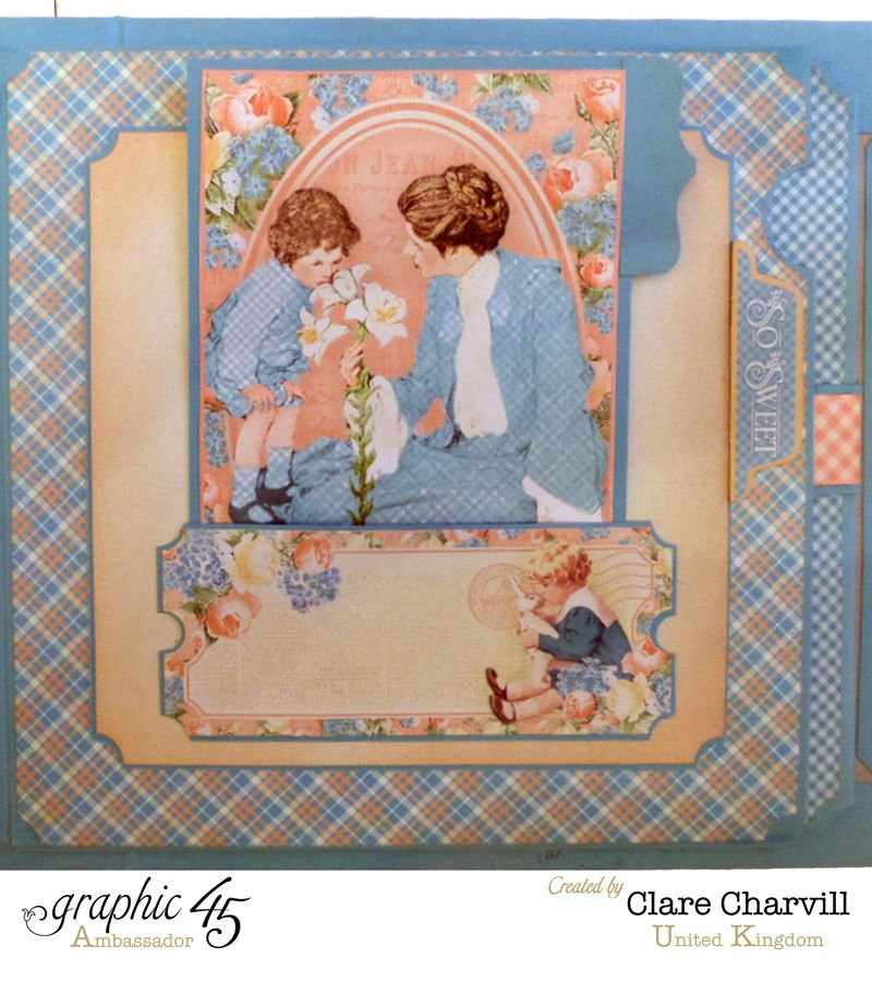 Precious Memories Album 3 Clare Charvill Graphic 45