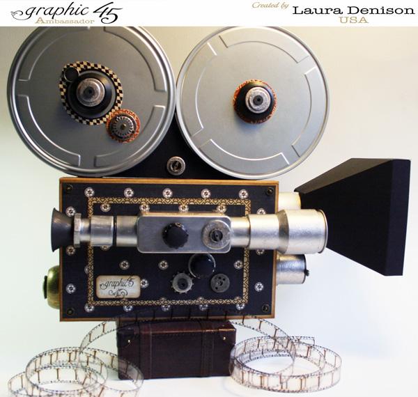 LDD movie camera
