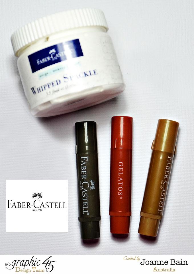 Joanne-Bain_Faber-Castell-Materials